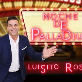 Image for Luisito Rosario Live!