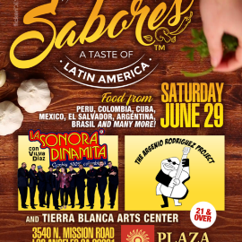 Image for Sabores: A Taste of Latin America 2019 (Latin Food Festival)