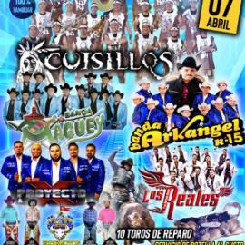 Image for Cuisillos,Banda Arkangel R-15 y Mucho mas en Concierto en Antioch,CA