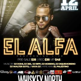 "Image for El Alfa ""El Jefe"" Live In Concert - Tampa, Florida"