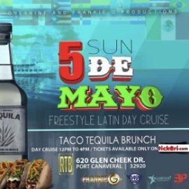 Image for Cinco de Mayo Freestyle Latin Day Cruise