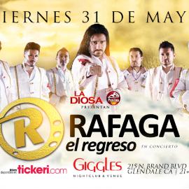 Image for RAFAGA EN LOS ANGELES