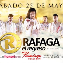 Image for RAFAGA EN MIAMI