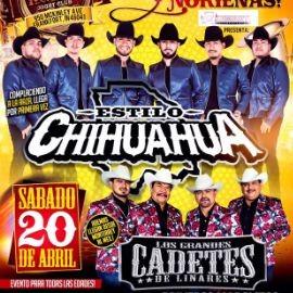Image for Estilo Chihuahua & Los Grandes Cadetes De Linares en Frankfort,IN