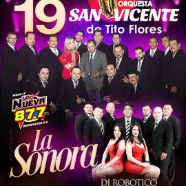 Image for Orquesta San Vicente de Tito Flores & La Sonora en Annandale,VA