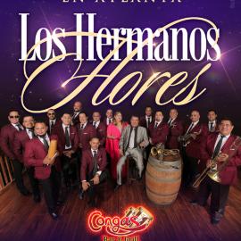 Image for LOS HERMANOS FLORES EN ATLANTA