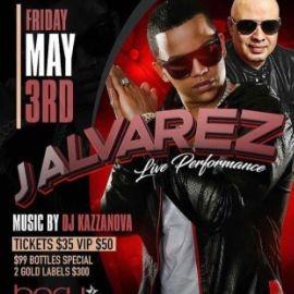 Image for J Alvarez en vivo en Baru Lounge New Jersey
