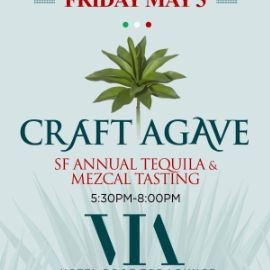 Image for 6th Annual San Francisco Tequila & Mezcal Tasting