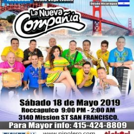 Image for La Nueva Compañia en Concierto en San Francisco,CA