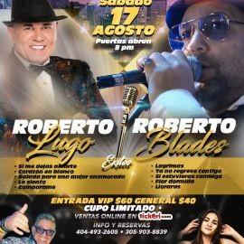 Image for Mano a Mano Salsero con Roberto Lugo y Roberto Blades en Atlanta