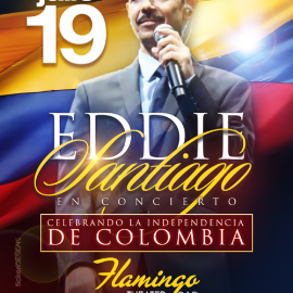 Image for EDDIE SANTIAGO EN MIAMI