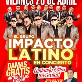 Image for El Grupo Impacto Latino en Rockville MD