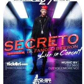 "Image for Secreto ""El famoso Biberon"" directo desde RD live in concert."