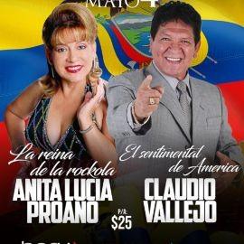 Image for Anita Lucia Proano & Claudio Vallejo