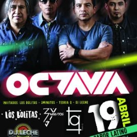 Image for OCTAVIA FESTIROCK JUNTO A LOS BOLITAS, TRESMINUTOS, TEORIA Q