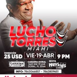 Image for Lucho Torres en Stand Up Comedy en Doral,FL