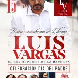 Image for Luis Vargas en Concierto en Chicago,IL CANCELED
