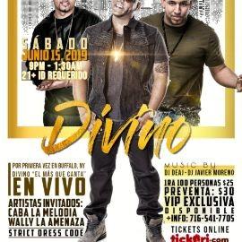 Image for DIVINO EN VIVO