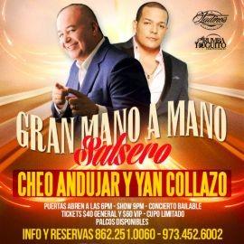 Image for Cheo Andujar & Yan Collazo