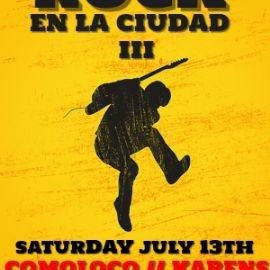 Image for ROCK EN LA CIUDAD III