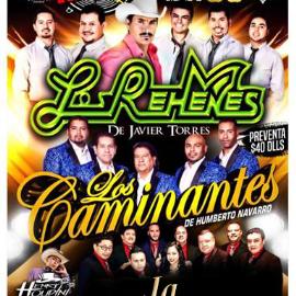 Image for Los Rehenes - La Legendaria Sonora - Los Caminantes