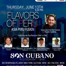 Image for Flavors Of Perú,Fusion Asia Peru con los Mejores Chef del Peru en West New York,NJ