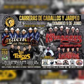 Image for CARRERAS DE CABALLOS Y JARIPEO