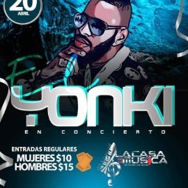 Image for El Yonki en concierto en la casa de la musica