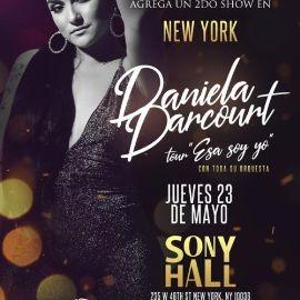 Image for Daniela Darcourt en New York 2nd show
