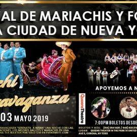 Image for The NYC Mariachi Extravaganza Encuentro de mariachis y folclore