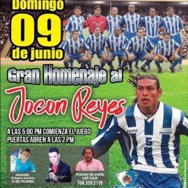 Image for Leyendas de Honduras vs Seleccion de Maryland en Homenaje a Jocon Reyes