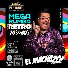 Image for Mega Rumba Retro 70 & 80