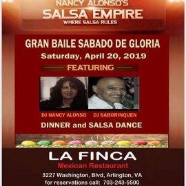 Image for Saturday Salsa - Gran Baile - Sabado de Gloria -
