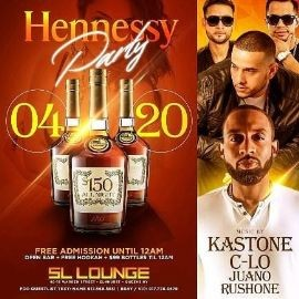 Image for Hennessy Party At SL Lounge