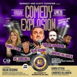Image for Delaware - Comedy Explosion