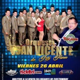Image for Orquesta San Vicente en Houston,TX
