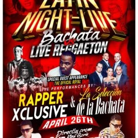 Image for LIVE Bachata VS Reggaeton Party!