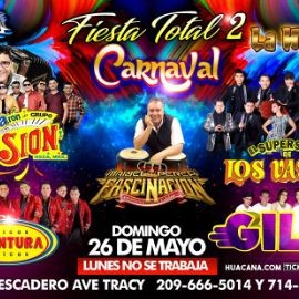 Image for FIESTA TOTAL 2/CARNAVAL EN TRACY