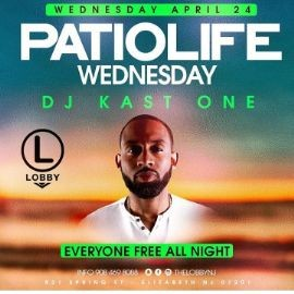 Image for Patio Life Wednesdays Season 2 At The Lobby