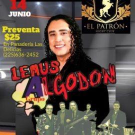 Image for LEMUS Y SU GRUPO ALGODON EN EL PATRON NIGHT CLUB DE GONZALES LOUISIANA