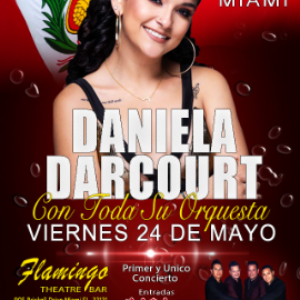 Image for DANIELA DARCOURT EN MIAMI