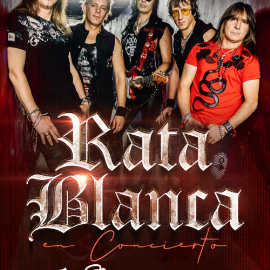 Image for RATA BLANCA EN MIAMI