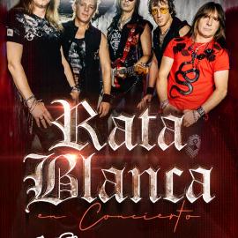 Image for RATA BLANCA EN ORLANDO