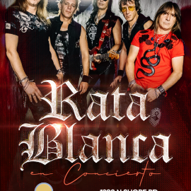 Image for RATA BLANCA EN BOSTON