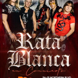 Image for RATA BLANCA EN NEW YORK