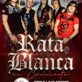 Image for RATA BLANCA EN MINNEAPOLIS
