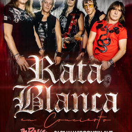 Image for Rata Blanca en Concierto Milwaukee