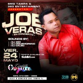 Image for Joe Veras en concierto @ La Giraldilla Dluxe