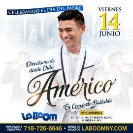Image for Americo en New York CANCELADO
