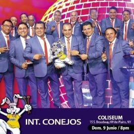 Image for Internacionales Conejos en Concierto en White Plains,NY